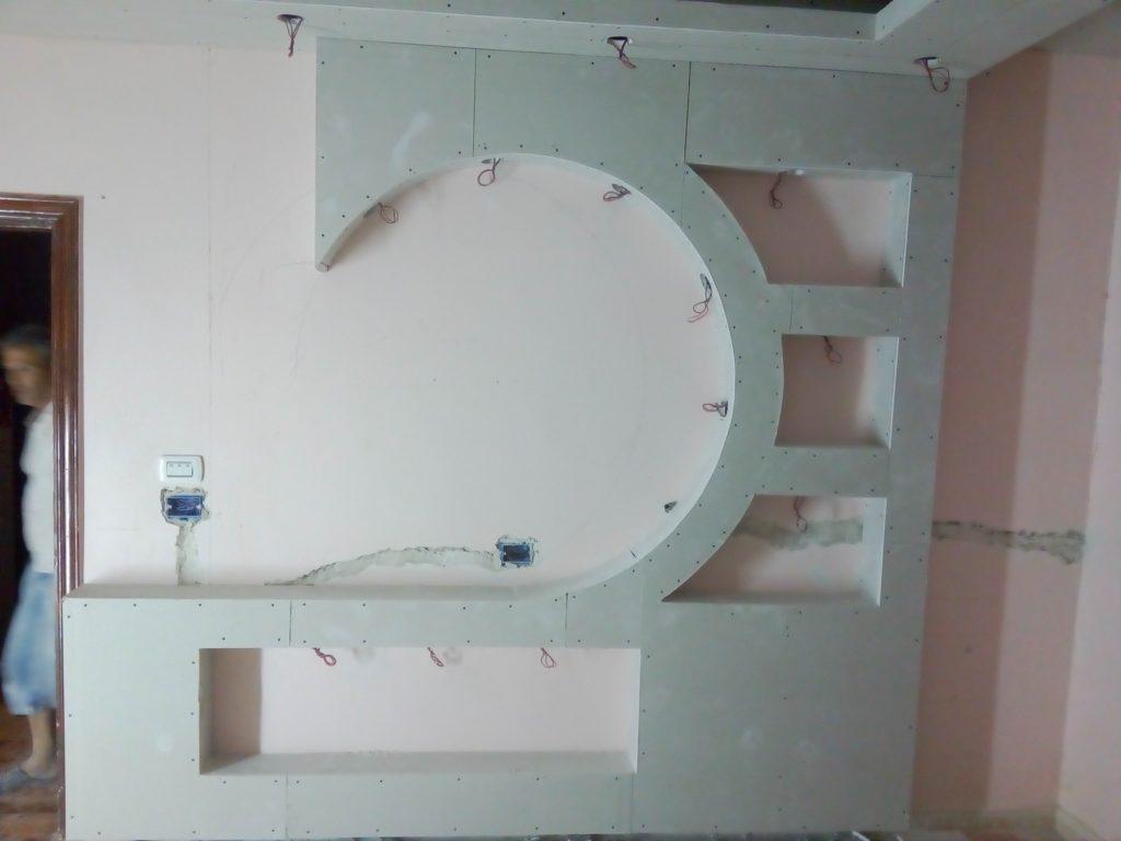 custom drywall